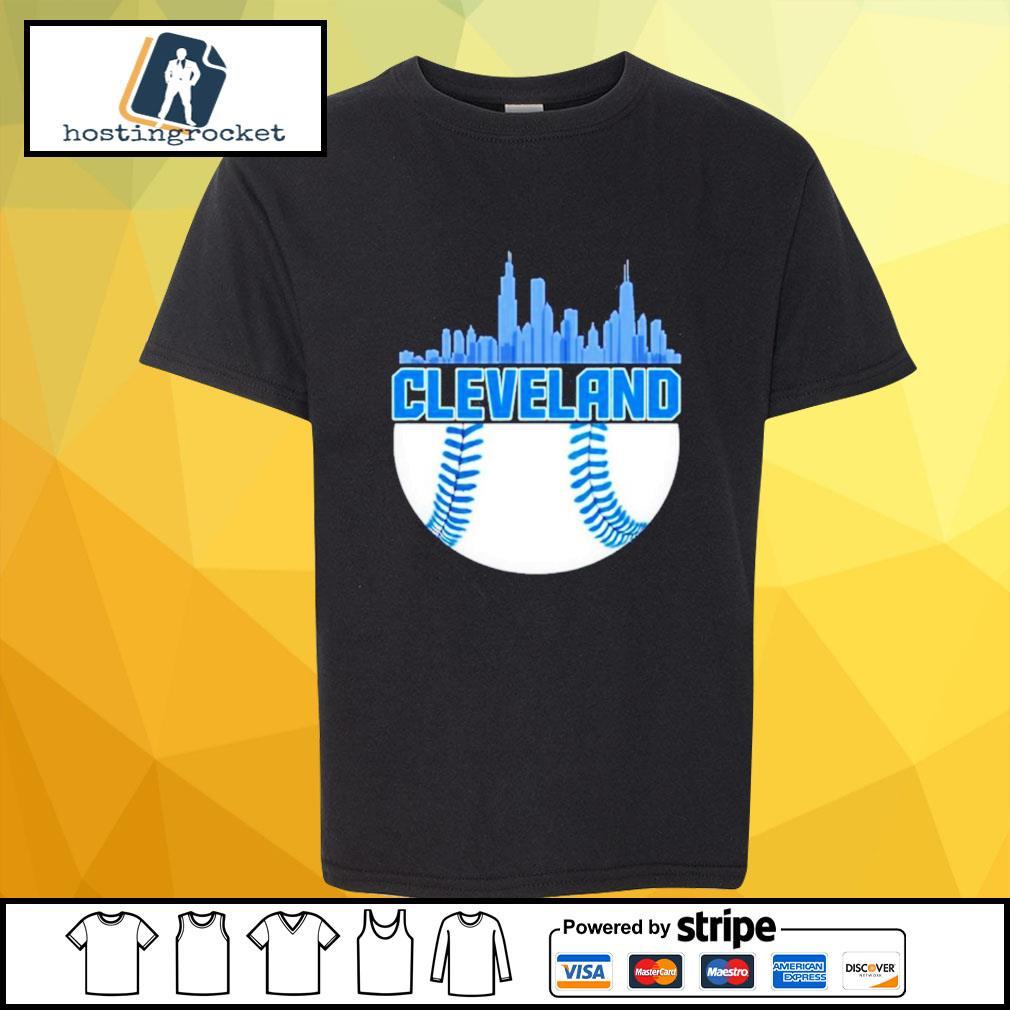Baseball Cleveland Hometown Indian vintage shirt