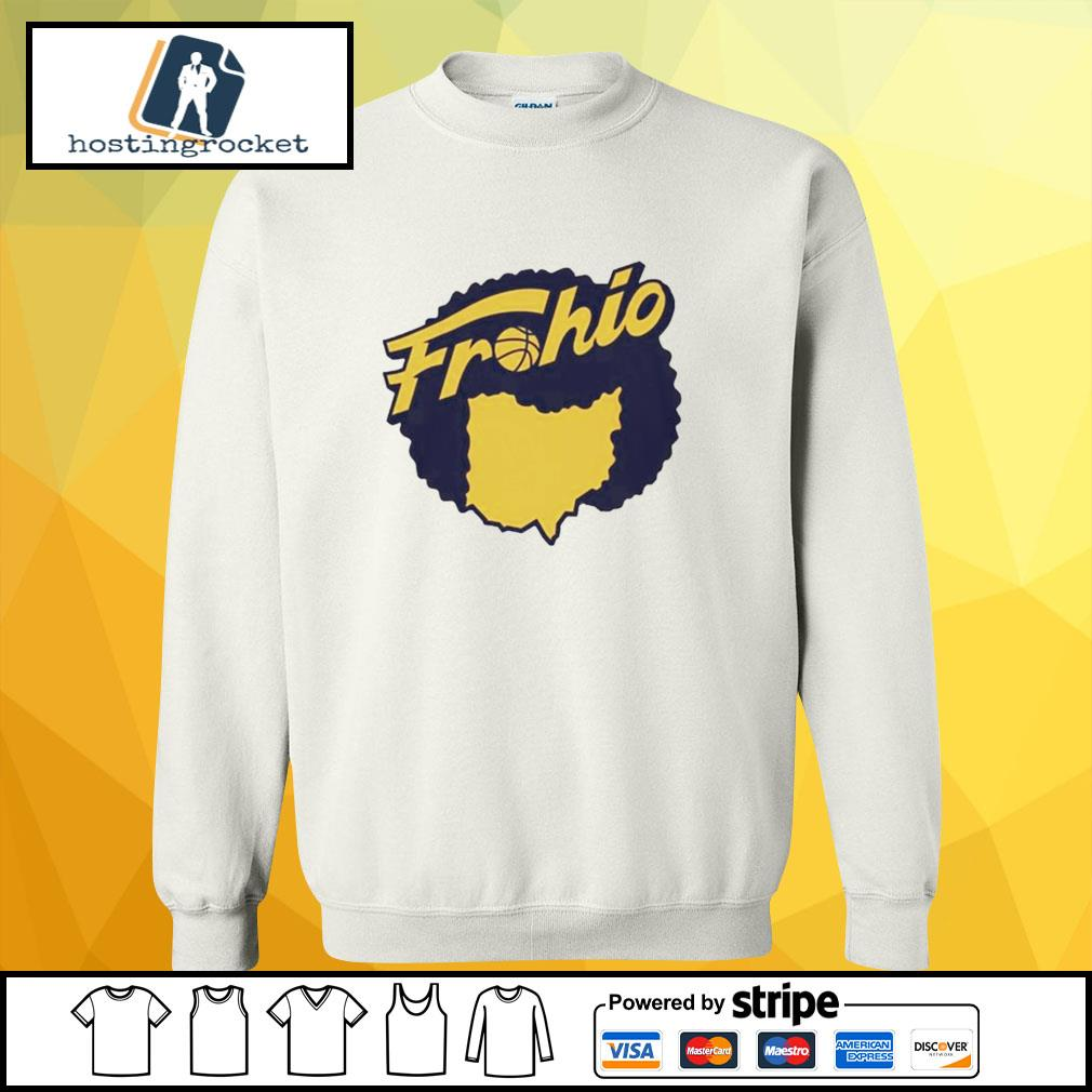 Cleveland used to be in Ohio Fruhio sweater