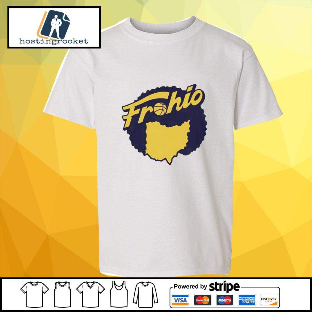 Cleveland used to be in Ohio Fruhio youth-tee