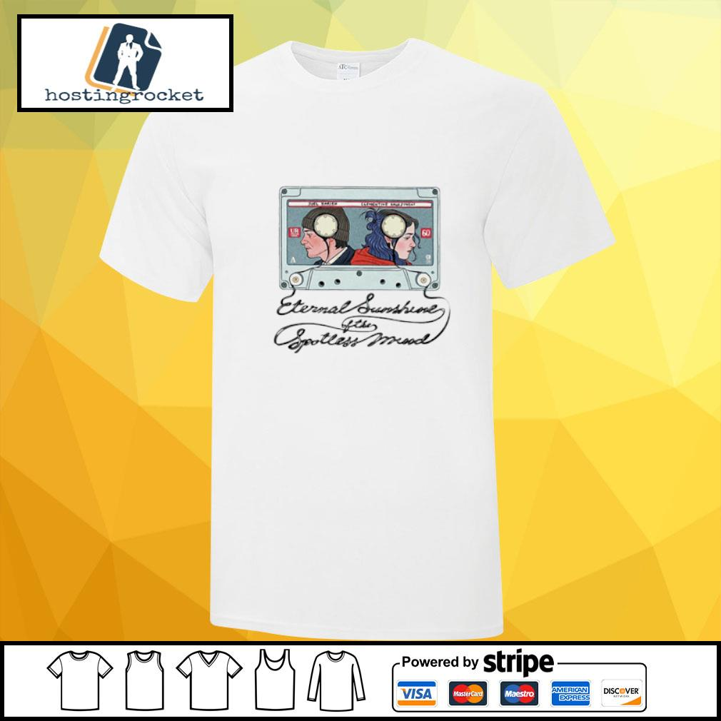 Eternal Sunshine Of The Spotless Mind Shirt