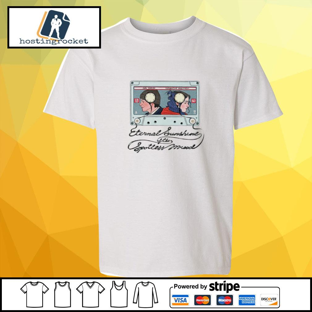 Eternal Sunshine Of The Spotless Mind Shirt youth-tee