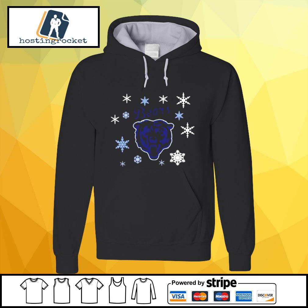 Chicago Bears Hallmark Christmas s hoodie