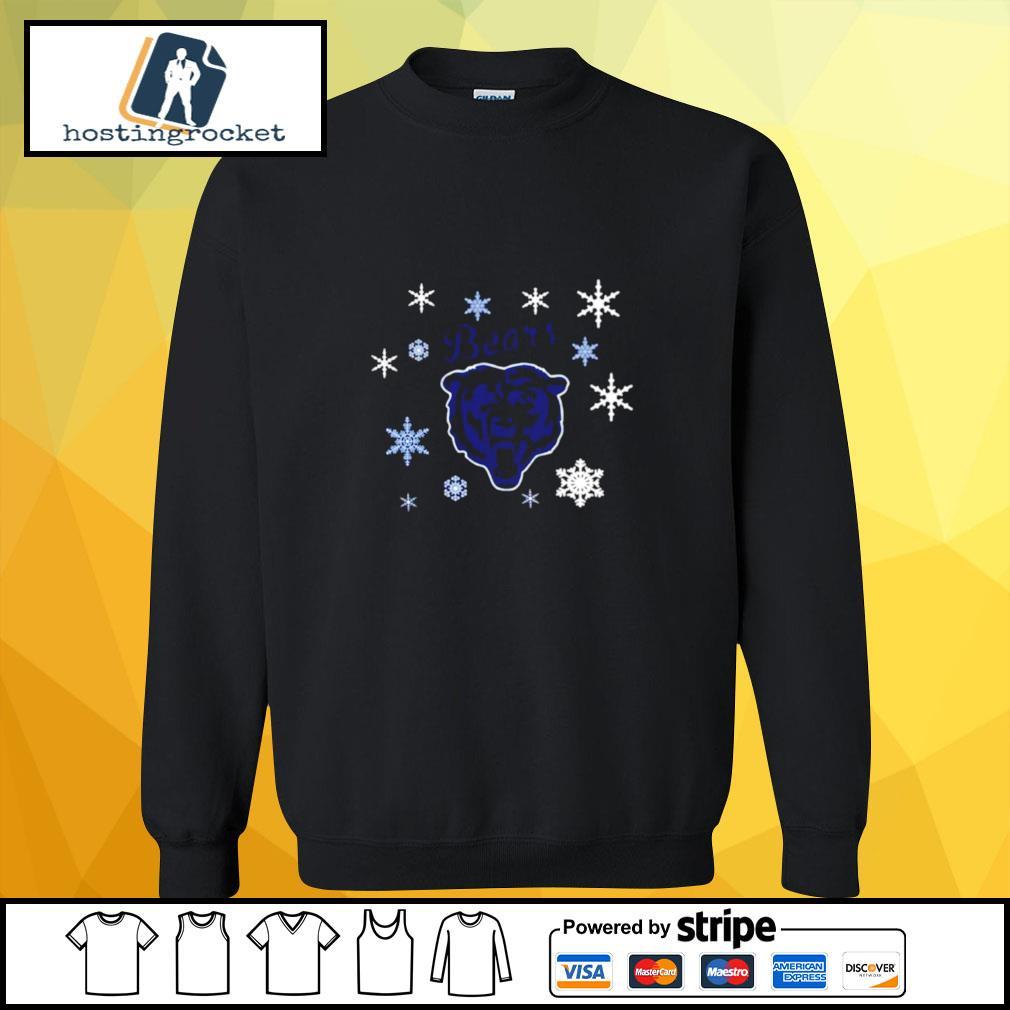 Chicago Bears Hallmark Christmas s sweater