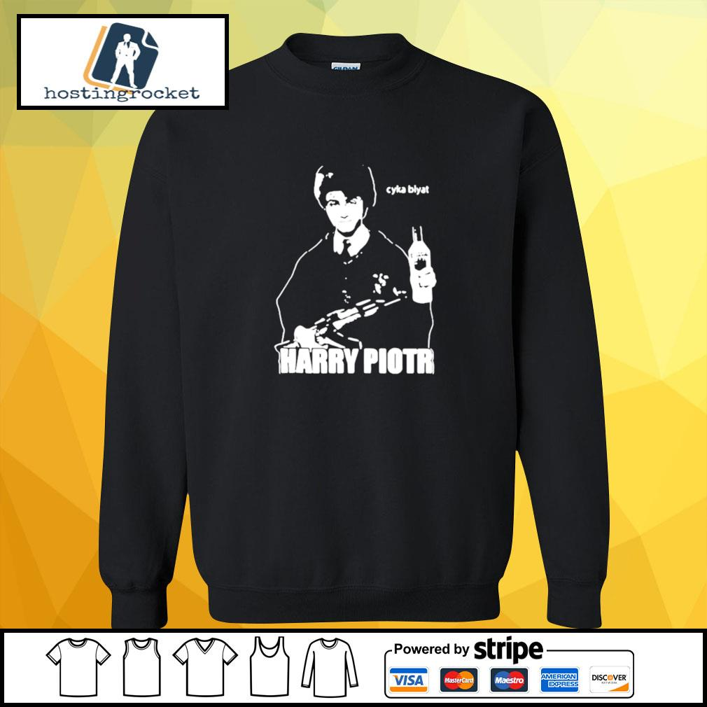 Harry Piotr Cyka Blyat s sweater