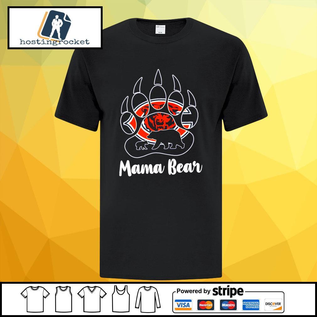 Mama bear Chicago shirt